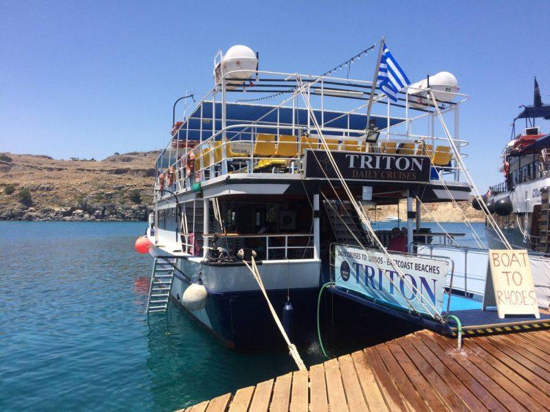 triton ship