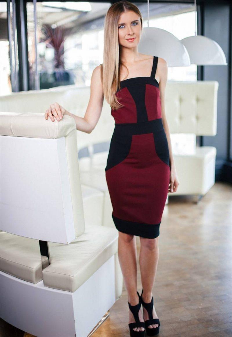 em dress