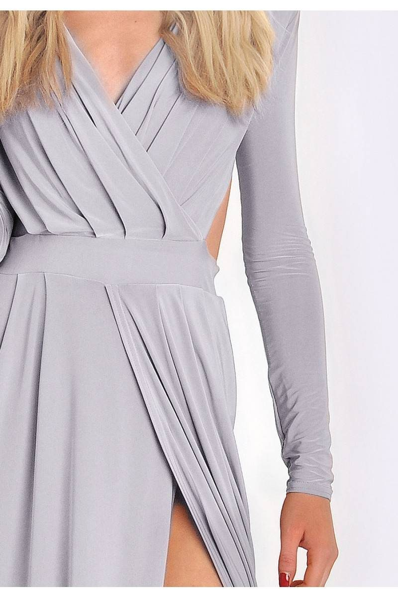 prudence_grey_slinky_gathered_goddess_maxi_dress_-_womens_celebrity_nspired_dresses_south_avenue_close