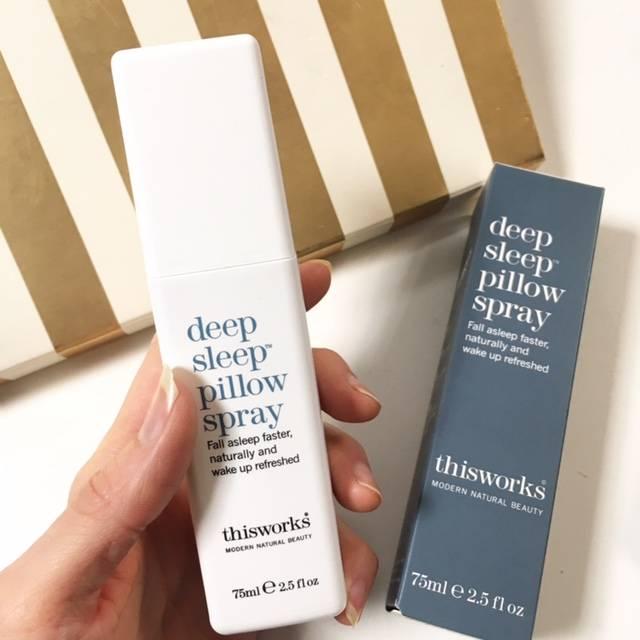 this works sleep spray