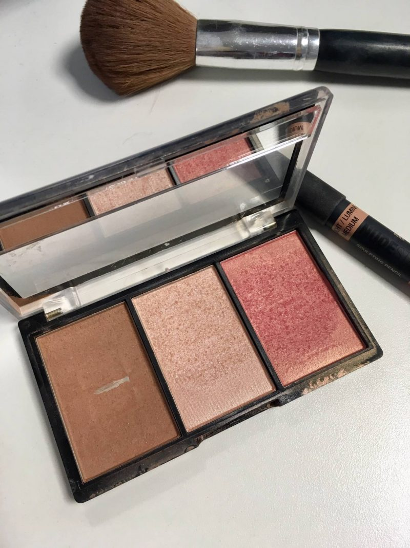 Makeup Revolution Sculpt and Contour Kit