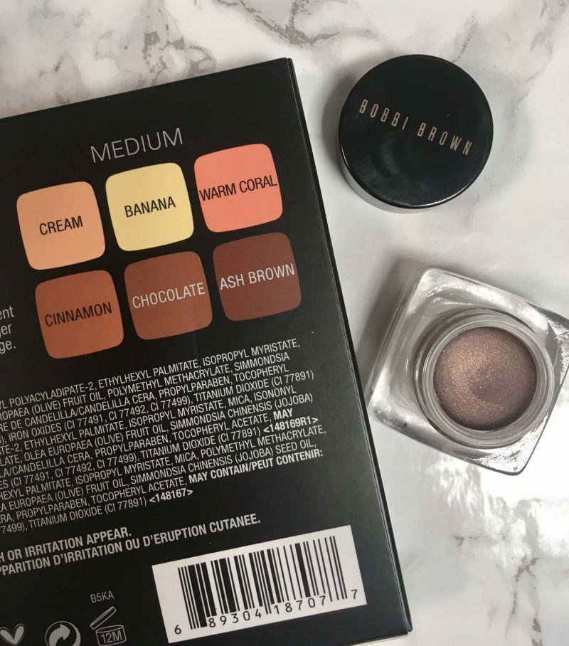 anastasia cream contour kit